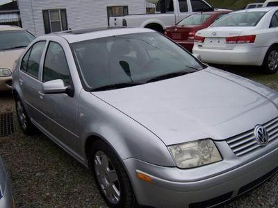 Used 2001 Volkswagen Jetta GLX VR6