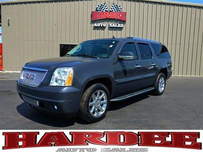 Used 2008 GMC Yukon XL