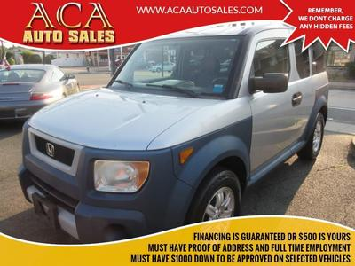 Used 2006 Honda Element EX