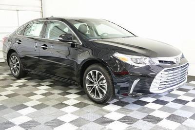 New 2018 Toyota Avalon XLE Premium