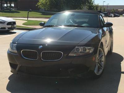 Used 2007 BMW Z4 M Roadster