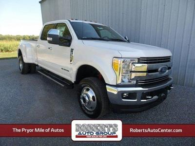 New 2017 Ford F-350 Lariat