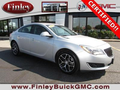 Certified 2017 Buick Regal Turbo Sport Touring
