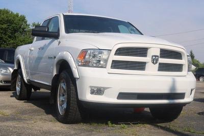 Used 2010 Dodge Ram 1500 SLT