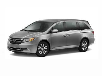 New 2017 Honda Odyssey SE