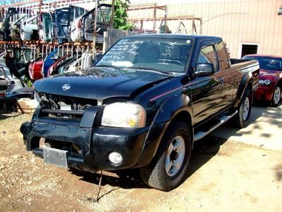 Used 2001 Nissan Frontier SE