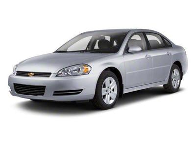 Used 2012 Chevrolet Impala LT Fleet