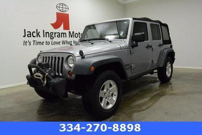 Used 2013 Jeep Wrangler Unlimited Sport