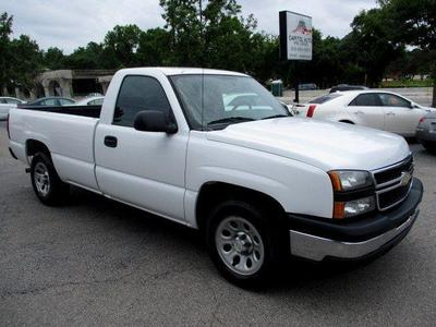 Used 2007 Chevrolet Silverado 1500 Work Truck