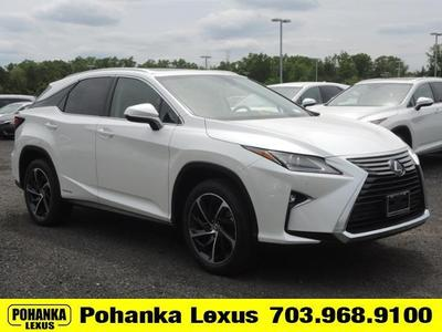 New 2017 Lexus RX 450h Base