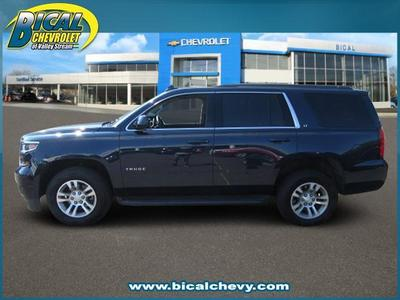 Used 2017 Chevrolet Tahoe LT