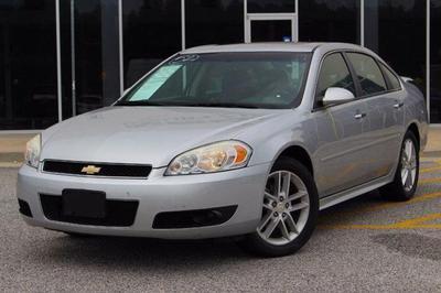 Used 2014 Chevrolet Impala Limited LTZ