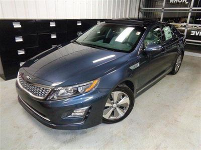 New 2015 Kia Optima Hybrid EX