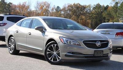 2017 Buick LaCrosse Preferred