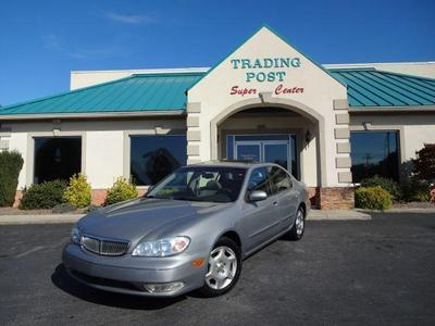 Used 2001 INFINITI I30 Luxury
