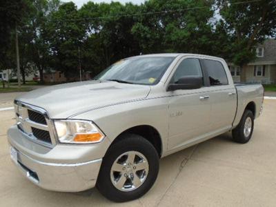 Used 2010 Dodge Ram 1500 SLT/TRX