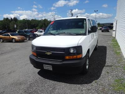 Used 2017 Chevrolet Express 2500 LS