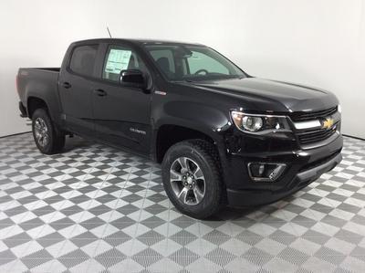 New 2018 Chevrolet Colorado Z71