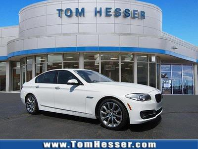 Used 2016 BMW 528 i xDrive