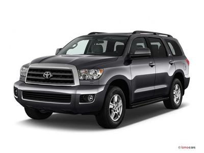 New 2017 Toyota Sequoia Platinum