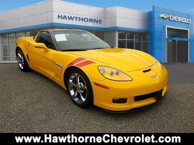 Used 2010 Chevrolet Corvette Grand Sport