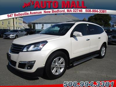 Used 2014 Chevrolet Traverse 2LT