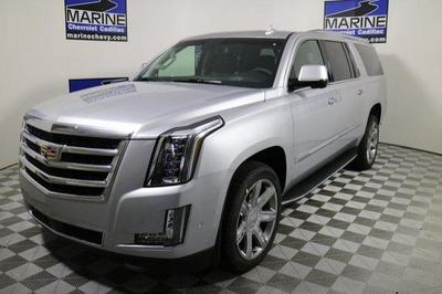 New 2017 Cadillac Escalade ESV Premium Luxury