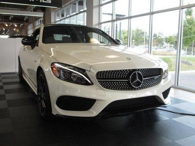 2017 Mercedes-Benz AMG C 43 Base 4MATIC