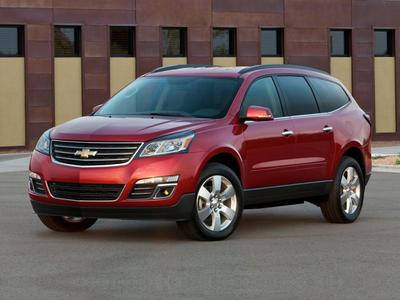 Certified 2014 Chevrolet Traverse 1LT