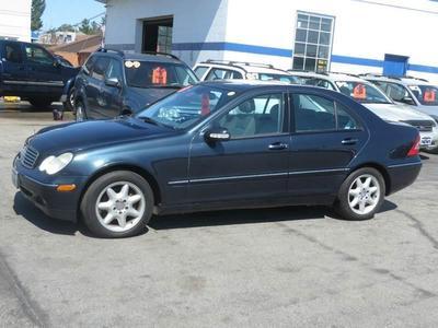 Used 2003 Mercedes-Benz C240