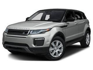 Certified 2017 Land Rover Range Rover Evoque SE Premium