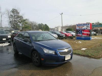 Used 2012 Chevrolet Cruze LS