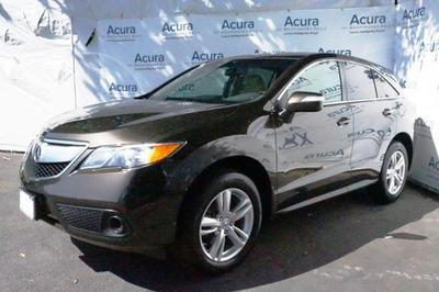 Certified 2015 Acura RDX Base
