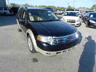 Used 2008 Ford Taurus X Eddie Bauer