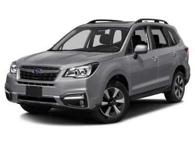New 2017 Subaru Forester 2.5i Limited