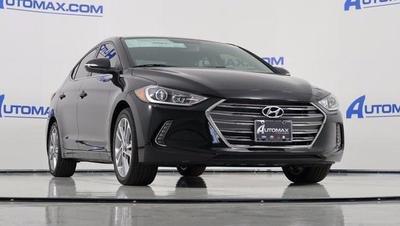 New 2018 Hyundai Elantra Limited
