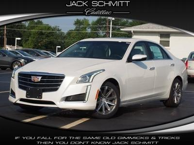 New 2016 Cadillac CTS 3.6L Luxury