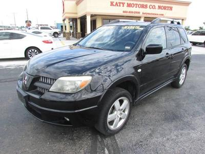 Used 2005 Mitsubishi Outlander Limited