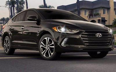 New 2017 Hyundai Elantra Limited