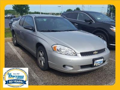Used 2007 Chevrolet Monte Carlo LS