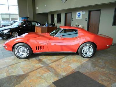 Used 1968 Chevrolet Corvette