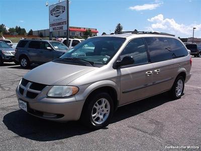 Used 2002 Dodge Grand Caravan EX