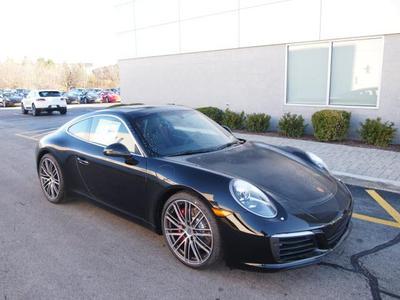 New 2017 Porsche 911 Carrera S