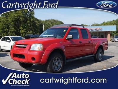 Used 2003 Nissan Frontier SE