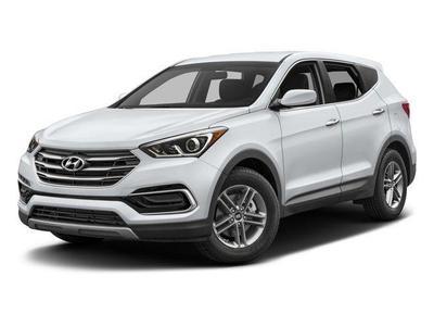 Certified 2017 Hyundai Santa Fe Sport 2.4L