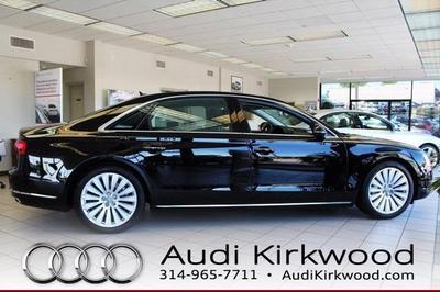 New 2015 Audi A8 L 3.0 TDI