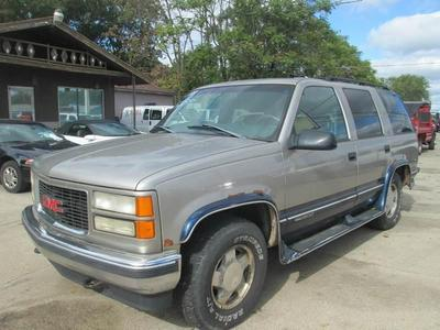 Used 1998 GMC Yukon SLT
