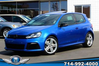 Used 2013 Volkswagen Golf R 2-Door