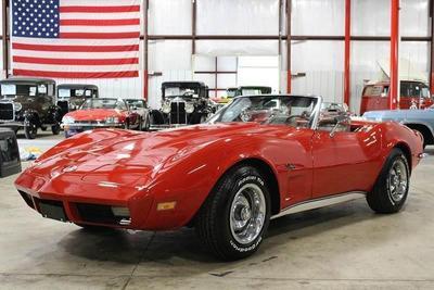 Used 1973 Chevrolet Corvette