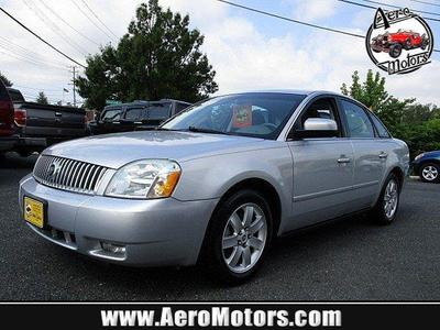 Used 2005 Mercury Montego Luxury